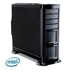 Компьютер офисный HAFF Maxima (Intel G1840/H81/2Gb/0.5Tb/400W)