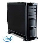 Компьютер офисный CleIron Maxima (Intel Pentium G860/4GB/1000GB/DVD-RW/500W/GT630-1GB)