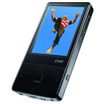 Flash MP3/MP4 iRiver E-100 8GB black