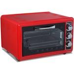 Электрическая печь SATURN ST-EC1076 Red