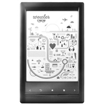 Электронная книга Wexler.Book E6007 4GB Black