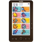 Электронная книга Wexler.Book T7204B (WB-7204-BR) 4GB Brown