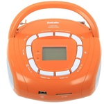 Аудиомагнитола BBK BS05 Orange