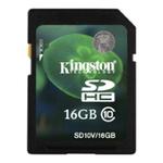 Карта памяти 16Gb Kingston SD10V