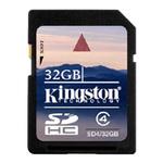 Карта памяти 32Gb Kingston SD4