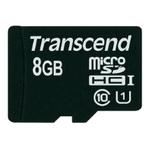 Карта памяти 8GB Transcend TS8GUSDCU1