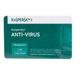 Kaspersky Anti-Virus 2015. 2-Desktop 1 year Renewal Retail Pack