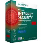 Kaspersky IS Multi-Device 2015. 3-Device 1 year Base License
