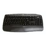 Клавиатура Dialog KM-201BP Black PS/2