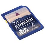 Карта памяти 8Gb Kingston SD4