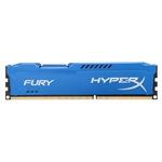 Оперативная память Kingston HyperX Fury Blue 8GB DDR3 PC3-10600 (HX313C9F/8)