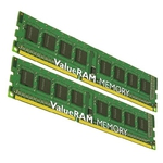 Оперативная память Kingston ValueRAM 2x8GB KIT DDR3 PC3-10600 (KVR13N9K2/16)