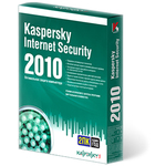 Kaspersky Internet Security 2010 Russian Edition 2 Desktop 1 year BOX