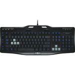 Клавиатура Logitech G105 (920-005056) Black USB
