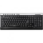 Клавиатура Oklick 380M Silver USB