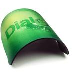 Коврик для мыши Dialog PM-H20 green