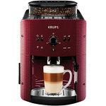 Кофемашина KRUPS EA810770 красный/черный