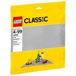 Конструктор LEGO 10701 Gray Baseplate