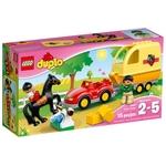 Конструктор LEGO 10807 Horse Trailer