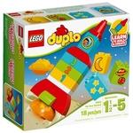 Конструктор LEGO 10815 My First Rocket