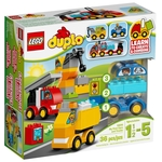 Конструктор LEGO 10816 My First Cars and Trucks