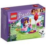 Конструктор LEGO Friends 41114 День рождения: Салон красоты (Party Styling)