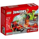 Конструктор LEGO Juniors 10722 Схватка со змеями (Snake Showdown)