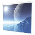 Экран настенный Ligra Ecoroll MW manual 203x203см