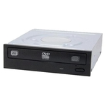 DVD-RW Lite-On IHAS122-04 Black SATA