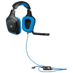 Гарнитура Logitech Surround Gaming Headset G430 (981-000537)