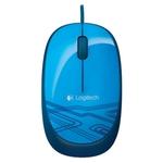 Мышь Logitech M105 (синий) [910-003119]