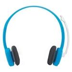 Наушники с микрофоном Logitech H150 (синий) [981-000368]