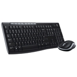 Мышь + клавиатура Logitech Wireless Combo MK270