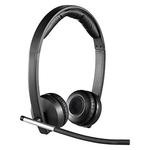 Наушники с микрофоном Logitech Wireless Headset Dual H820e