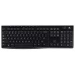 Клавиатура Logitech K270 (920-003757) Black USB