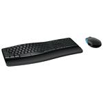 Мышь + клавиатура Microsoft Sculpt Comfort Desktop (L3V-00017)