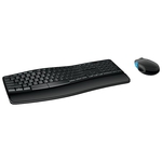 Клавиатура+Mышь Microsoft Sculpt Comfort (L3V-00017)