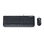 Мышь + клавиатура Microsoft Wired Keyboard Desktop 600 (APB-00011)