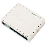 Wi-Fi + маршрутизатор Mikrotik RB951-2n