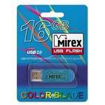 USB Flash Mirex ELF BLUE 16GB (13600-FMUBLE16)