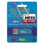 32GB USB Drive Mirex Elf Blue