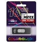 16GB USB Drive Mirex HARBOR BLACK (13600-FMUBHB16)