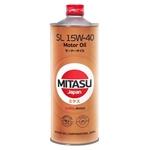 Моторное масло Mitasu MJ-133 15W-40 1л
