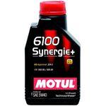 Моторное масло Motul 6100 Synergie + 5W40 1л