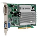 Видеокарта 256MB DDR FX5500 MSI (FX5500-D256H)
