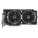 Видеокарта MSI GeForce GTX1060 ARMOR OC 6GB DDR5 (GTX 1060 ARMOR 6G OC)