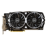 Видеокарта MSI Geforce GTX 1060 Armor 6GB GDDR5 [GTX 1060 ARMOR 6G OCV1]