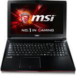 Ноутбук MSI GP62 6QF(Leopard Pro)-468XRU (9S7-16J522-468)