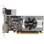 Видеокарта 1024MB DDR3 Radeon HD6450 MSI (R6450-MD1GD3/LP)