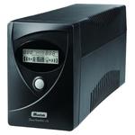 ИБП Mustek PowerMust 636 LCD, 650VA / 360W